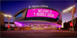 T Mobile Arena Seat Map And Venue Information Places To
