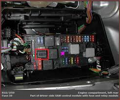 mercedes benz e is there a fuse that will prevent my  full size image