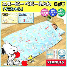 snoopy comforter baby bedding set initial six points made in japan snoopy duvet cover set bedding baby