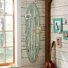 surfboard wall decor