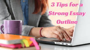Strong Essay How To Create A Strong Essay Outline Grammar Girl