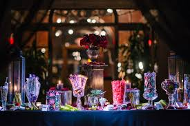 halloween wedding candy bar. Brilliant Candy Photo From Eat This Visual Feast A Rockstar Groom And His Spikeheeled  Bride At The Biltmore By Milton Photography  On Halloween Wedding Candy Bar W