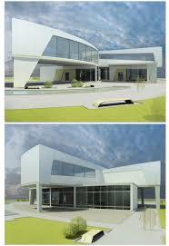 Конкурсная работа Астапченко Егора Дизайн концепция культурного  Культурный центр Экстерьер
