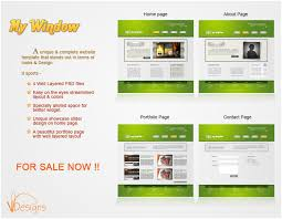 sale page template unique beautiful 4 page template for sale web hosting talk