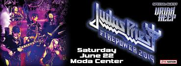 <b>Judas Priest</b>: <b>Firepower</b> 2019 - Rose Quarter