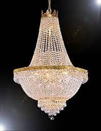 cheap chandelier lighting. French Empire Crystal Chandelier Lighting - Great For The Dining Room, Foyer, Living Room Cheap Q