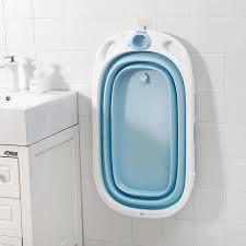 portable folding baby bath tub