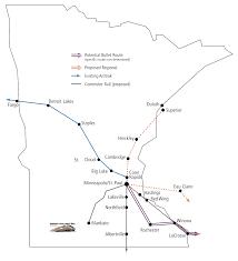 Link Light Rail Expansion Minnesota High Speed Rail Alliance