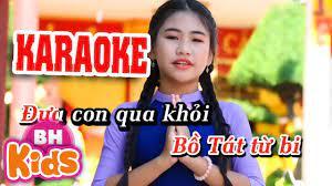 KARAOKE - Đời Là Cõi Tạm - Nhạc Karaoke Beat chuẩn - Tuyển tập nhạc thiếu  nhi hay. - #1 Xem lời bài hát