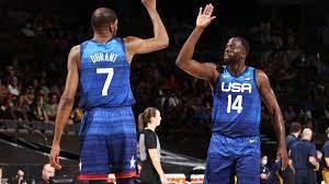 Team USA basketball vs. Argentina live ...