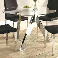 glass round dining table for 4 glass round dining table this picture here glass dining glass round dining table for 4