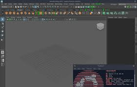 autodesk maya 2017 running on ubuntu 17 04 xfce