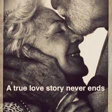 Pin Von Maria Bryant Auf So True Liebe Spruch Alte Paare Und