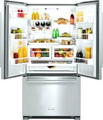 kitchenaid bottom freezer refrigerator cu ft bottom freezer refrigerator stainless steel kitchenaid bottom mount refrigerator problems
