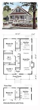 Small 2 Bedroom House Floor Plans 17 Best Ideas About 2 Bedroom House Plans On Pinterest Small