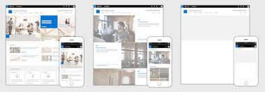Office 365 Website Design Gorgeous SharePoint Communication Sites Begin Rollout To Office 48 Customers