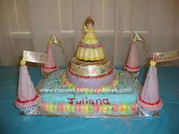 Pin Homemade Princess Cake Ideas Photograph Coolest B Cake On Pinterest