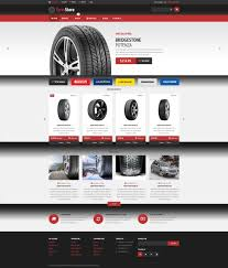 auto parts website template auto parts woocommerce template