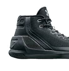 under armour curry 3. the under armour curry 3 will be offered in triple black