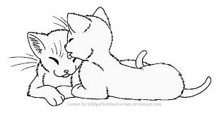 Small Picture cats coloring pages
