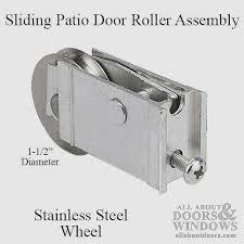 sliding door roller kit beautiful prime line sliding glass door roller assembly in x patio