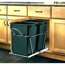 kitchen trash bin cabinet kitchen cabinet trash bin kitchen cabinet waste bins kitchen trash bin cabinet