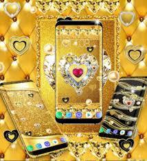 Gold Live Wallpaper App Download ...