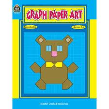 Graph Paper Art Gr 2 6 National School Supply
