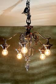 vintage antique lighting for lr or dr