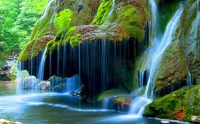 bigar cascade falls beautiful waterfall