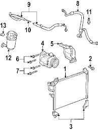 parts com® chevrolet sensor partnumber 13502759 2008 chevrolet trailblazer base v8 5 3 liter gas switches sensors