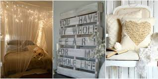 Awesome Romantic, Bedroom, Decorating Ideas, Shabby Chic