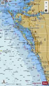 Tampa Bay To Blackburn Bay Marine Chart Us11425_p161