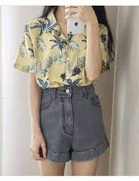 Adorable Vintage Statement Shirt To Try 11 - glitterous.net | Ropa, Ropa  retro, Ropa estética