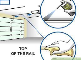 image titled lubricate a garage door step 10