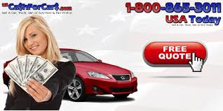 Cash For Cars Online Quote