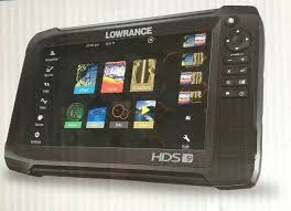Lowrance Charts Ad Ebay Lowrance Hds 9 Carbon Fishfinder Chartplotter With