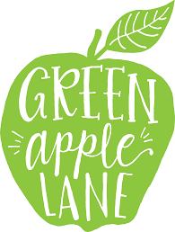 green apple png. green apple lane | graphic design services for your business png