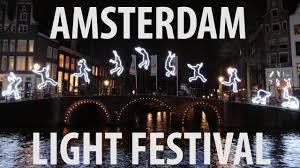 Friendship Amsterdam Light Festival Amsterdam Light Festival Friendship By Land Sea
