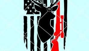 American flag wave usa flag with shadow stars background. Deer Hunting Svg File Deer Flag Svg Deer Hunting Svg Hunting Flag Svg Svg Hubs