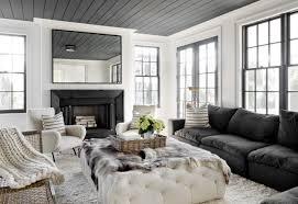 Black And White Decor KidFriendly Design - Home fashion interiors