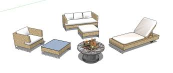 Small Picture Perfect Furniture Design Sketchup Intended Inspiration