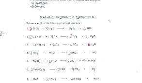 by tablet desktop original size below is our template about balancing chemical equations worksheet answer