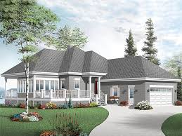 waterfront house plans home plan makes a vacation small