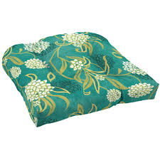 Outdoor Wicker Seat Cushions