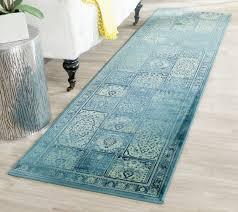 turquoise safavieh power loomed vintage area rugs vtg127
