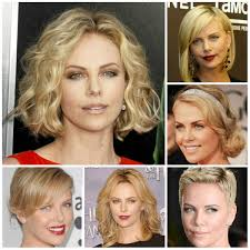 Charlize Theron Short Hair Style charlize therons best hairstyles to copy in 2017 hairstyles 8642 by wearticles.com