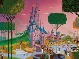 Khám phá những địa danh đời thực là cảm hứng cho các bộ phim hoạt hình của  Disney