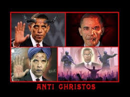 Image result for antichrist's resurrection from the dead