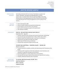 Custodian Job Description For Resume New Amazing Janitor Job Duties